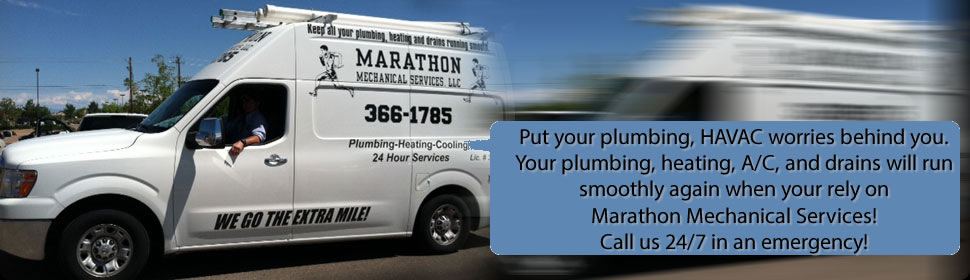 The Best In Plumbing Heating Cooling And Mechanical Marathon Mechanical